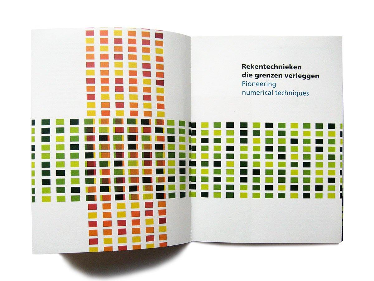 Ontwerp van Boekje Computational Science plus appendix voor NWO