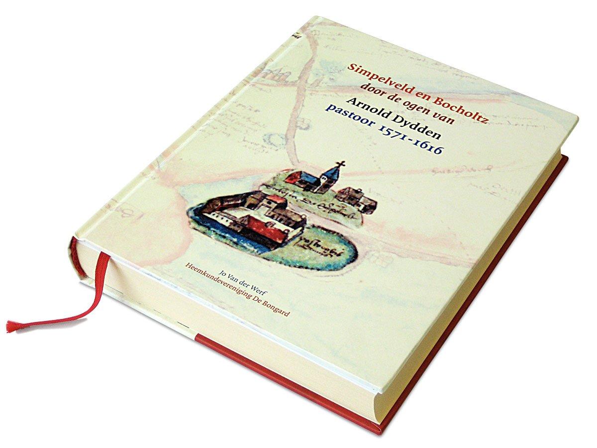 Boekontwerp Simpelveld en Bocholtz door de ogen van Pastoor Arnold Dydden Heemkundevereniging De Bongard