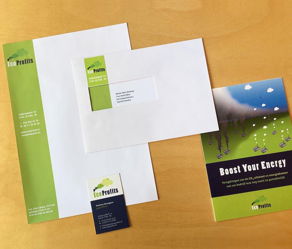 huisstijl voor ecoprofits