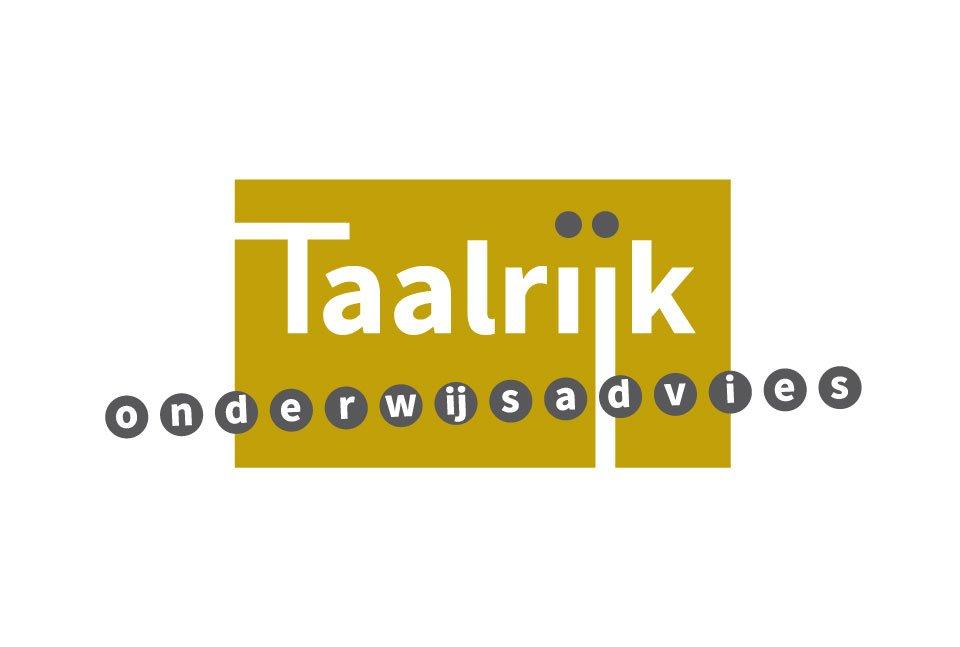 Logo voor Taalrijk Onderwijsadvies