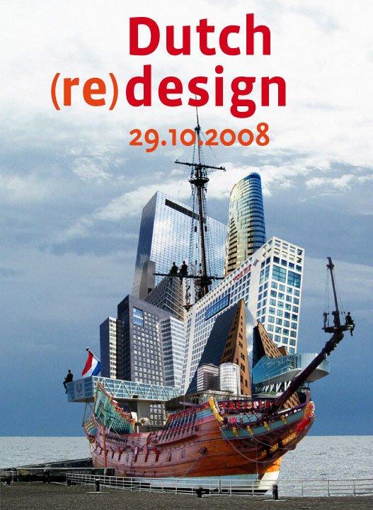 """afbeelding voor het jaarcongres van het Controllers Instituut """"dutch (re)design"""""""