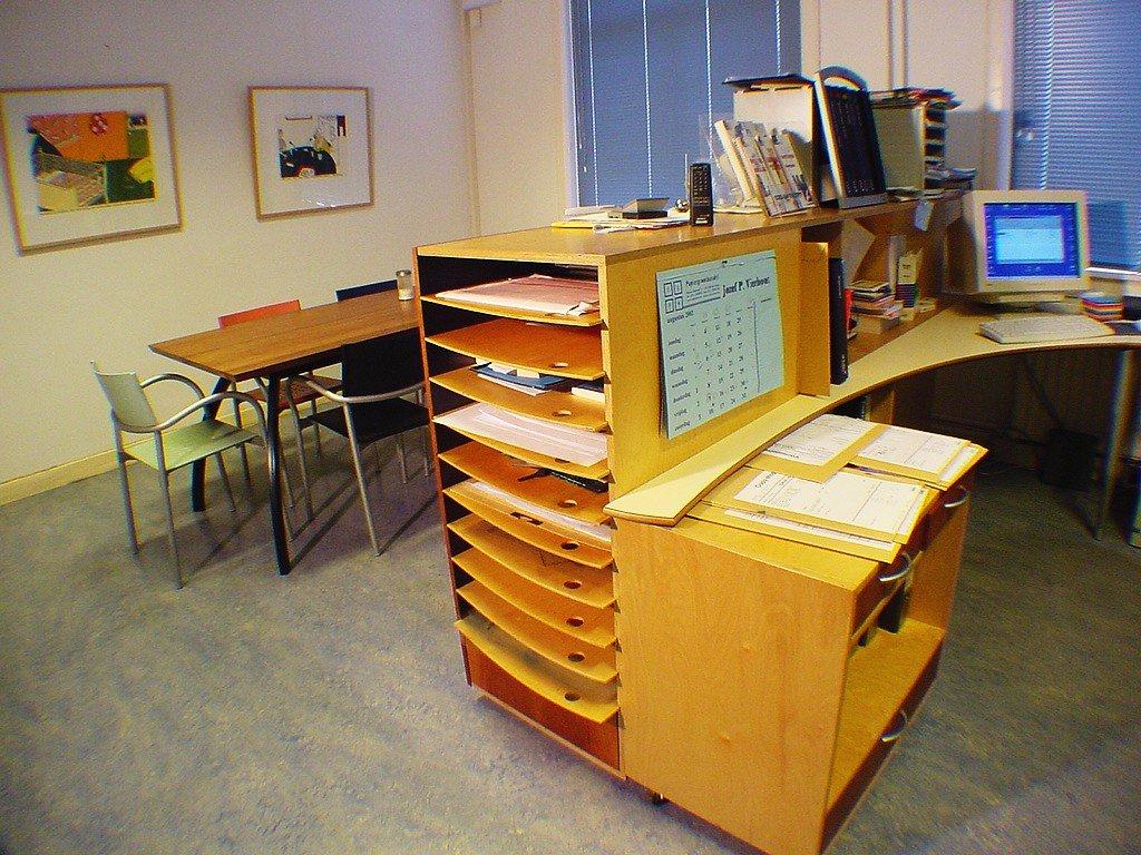 Interieur kantoor drukkerij leiden nieuw eken ontwerp for Kantoor interieur