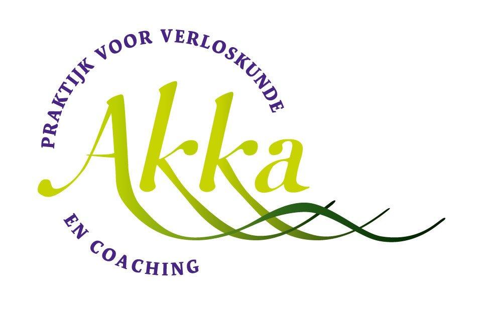 logo voor akka verloskundigenpraktijk
