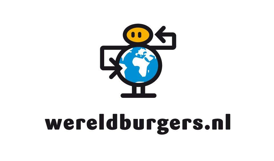 Logo voor Wereldburgers.nl
