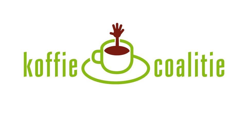 Logo voor Koffie Coalitie